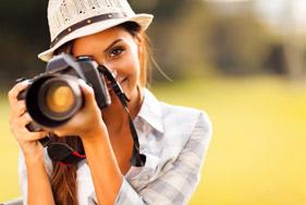 Cursos online de fotografía y diseño gráfico